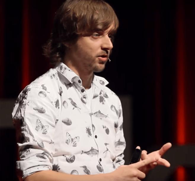TEDx: Nieuwe beweging
