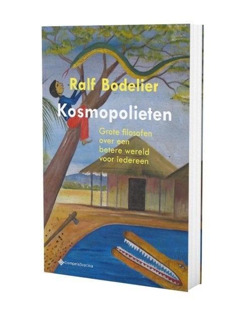 Nieuw boek van Ralf Bodelier